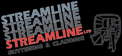 Streamline Guttering Logo