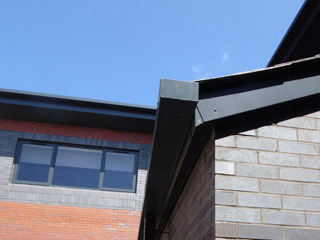 Flat Roof Amp Guttering Repairs Streamline Guttering