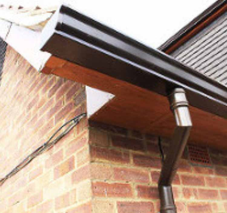 Guttering Repairs And Replacements Streamline Guttering